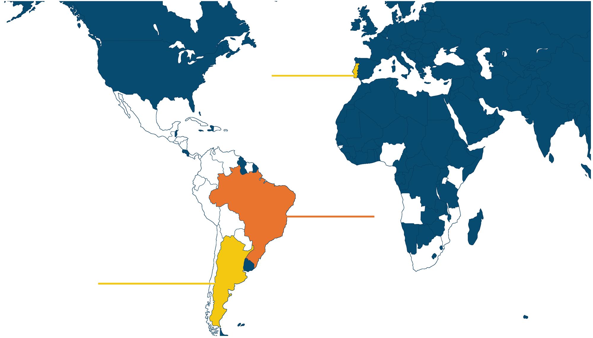 Presença Internacional